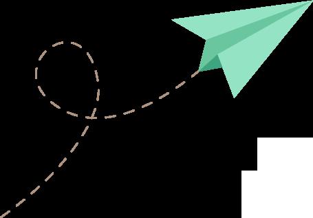 adventrue-cotact-paper-plane